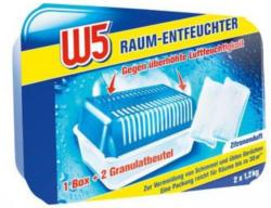 W5 Raumentfeuchter-Set