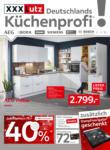 XXXLutz Deutschlands Küchenprofi - bis 29.09.2019