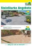 Holz Possling SteinStarke Angebote - bis 28.09.2019