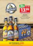 Getränkeland Mönchshof - bis 14.09.2019