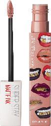 Maybelline New York Lippenstift Ashley Longshore Super Stay Matte Ink 05 Loyalist