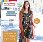 Ernsting's family Ernsting´s Family - So schön ist September - ab 06.09. - bis 16.09.2019