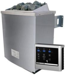 Karibu Saunaofen mit externer Steuerung, Steuerung Easy, 4,5 kW