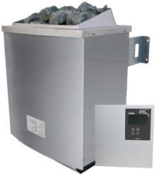 Karibu Saunaofen mit externer Steuerung, Steuerung Classic, 4,5 kW