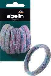 ebelin Haargummis Farb-Mix