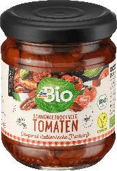 dmBio Tomaten, sonnengetrocknet, eingelegt in Öl