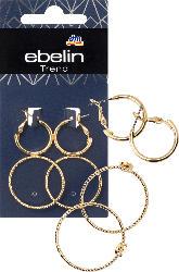 ebelin Creolen-Set