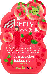 treaclemoon Badesalz the berry way of life