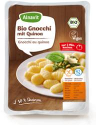 Gnocchi mit Quinoa