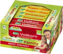 Family Vollkorn-Brote