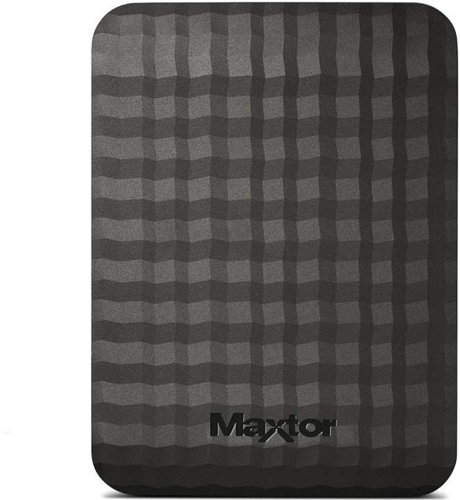"2TB Maxtor M3 Portable 2.5"" externe Festplatte USB3.0"