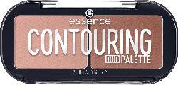 essence cosmetics Konturpalette contouring duo palette 10