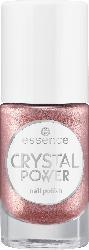 essence cosmetics Nagellack crystal power nail polish be strong 02