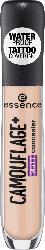 essence cosmetics Concealer camouflage+ matt natural beige 26
