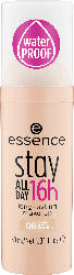 essence cosmetics Make-up stay all day 16h long-lasting soft vanilla 08