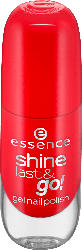 essence cosmetics Nagellack shine last & go! gel nail polish light it up 51