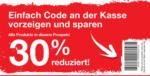 Staples 30% Gutschein - bis 21.09.2019