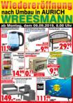 Wreesmann Wiedereröffnung nach Umbau! - bis 13.09.2019