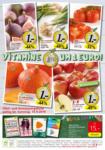 SPAR Markt SPAR Flugblatt - Vitamine um 1 Euro - bis 13.09.2019