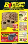 B1 Discount Baumarkt Wochen Angebote - bis 14.09.2019