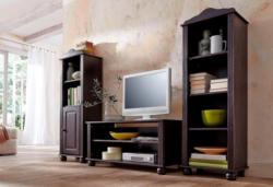 Home affaire Wohnwand »Mette« (Set, 3-tlg)