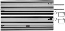 Einhell Führungsschiene Alu, 2x1000 mm, Handkreissaegen-Zubehör