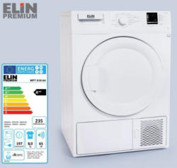 ELIN PREMIUM Wärmepumpen- trockner