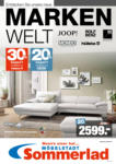 Möbelstadt Sommerlad Marken-Welt - bis 28.09.2019