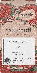 alverde NATURKOSMETIK Eau de Parfum Wunderwelt