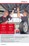 First Stop Reifen Auto Service Entspannt in den Herbst - bis 05.10.2019