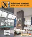 Hornbach Hornbach Projekt - Wohntrends entdecken - bis 02.04.2020