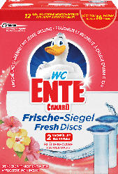 WC-Ente WC-Reiniger Frische-Siegel Blüten-Oase Nachfüller