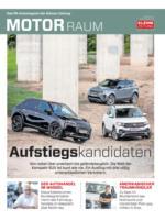 Klagenfurt: Motorraumausgabe September 2019