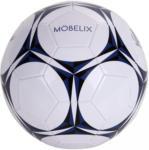 Möbelix Fußball Bobby Blau, Schwarz, Weiß
