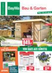 BayWa Bau- & Gartenmärkte Wochenangebote - bis 21.09.2019