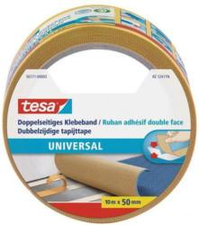 Tesa Doppelseitiges Klebeband universal 10 m x 50 mm