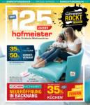 Hofmeister Über 125 Jahre Hofmeister - bis 24.09.2019