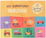 Ernsting's family - FMZ Babybuch Fahrzeuge aus reißfestem Material