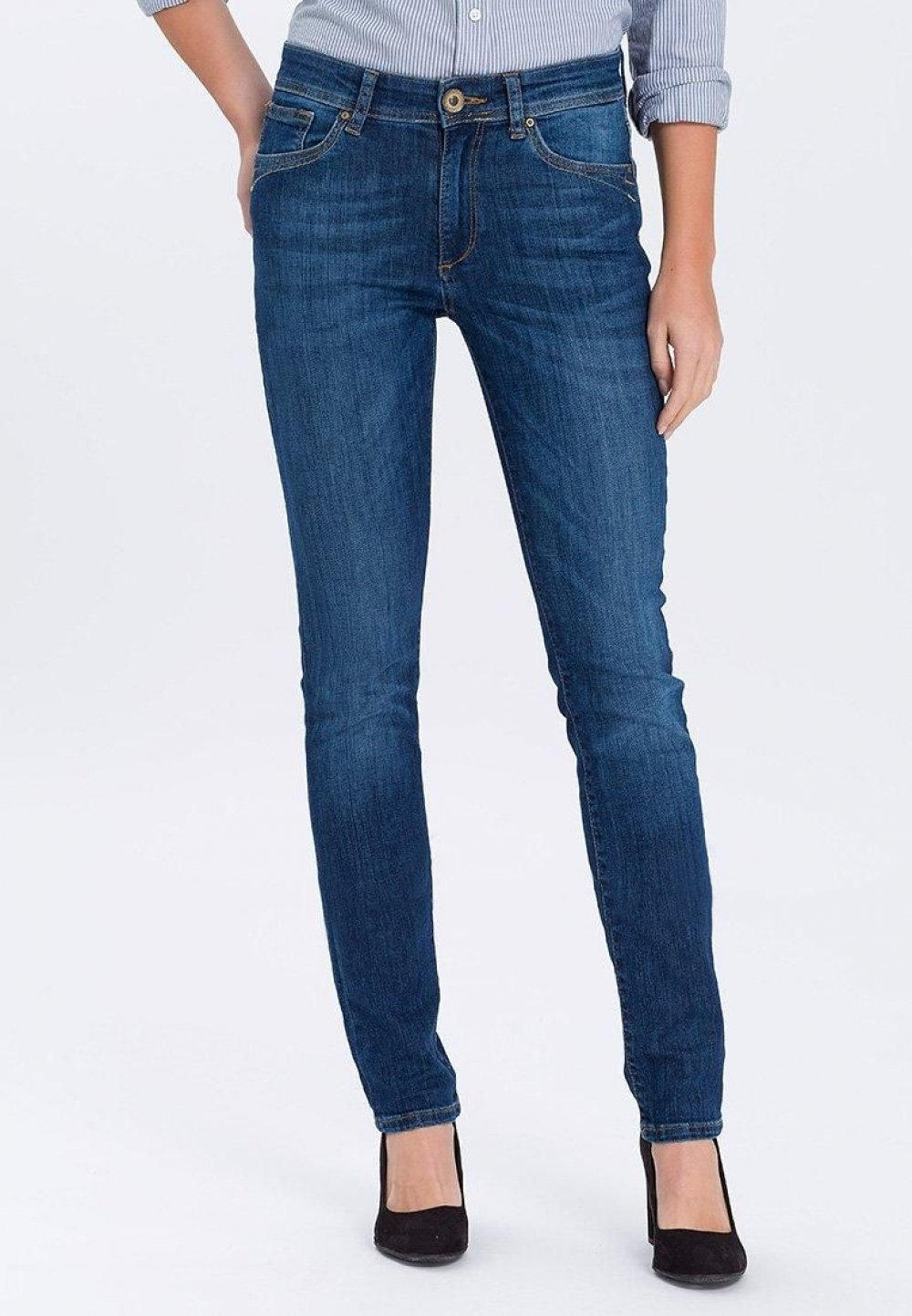 Jeans Cross High Waist Angebot Anya Slim Fit