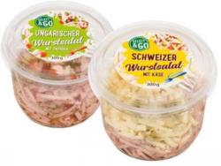 SELECT & GO Wurstsalat im Becher