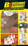 B1 Discount Baumarkt Wochen Angebote - bis 21.09.2019