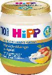 dm-drogerie markt Hipp Frucht & Joghurt Für kleine Feinschmecker Pfirsich-Mango in Apfel mit Joghurt nach griechischer Art ab 10. Monat