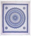 XXXLutz Zwettl Strandtuch 210/250 Cm Blau, Weiß