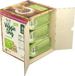 VeggieDog Trockenfutter für Hunde, Adult, Multipack, mit Kartoffel & Erbse