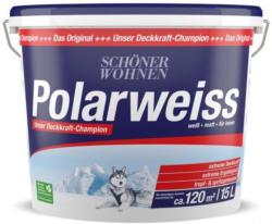 Schöner Wohnen Farbe Polarweiss 15 L