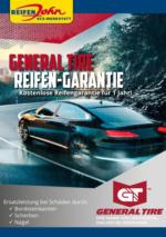 Reifen John - General Tire Reifengarantie