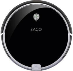 ZACO A6 piano black Staubsaugroboter