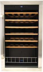 Nabo WS9533 Weintemperierschrank mit Kompressor-Technik