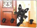 Möbelix Schlüsselboard Key B: ca. 30cm Bedruckt Hund