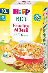 Hipp Müsli Früchte-Müesli ab 10. Monat